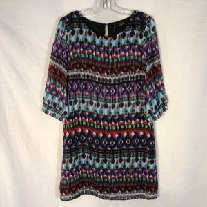 New Directions Large Dress Knee Length 1458
